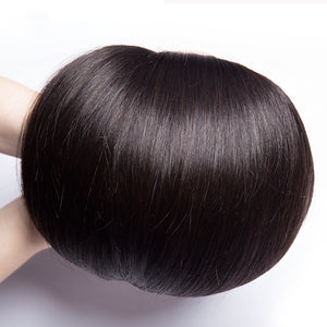 9A Straight Human Hair Bundle F412 - DelaFur Wholesale