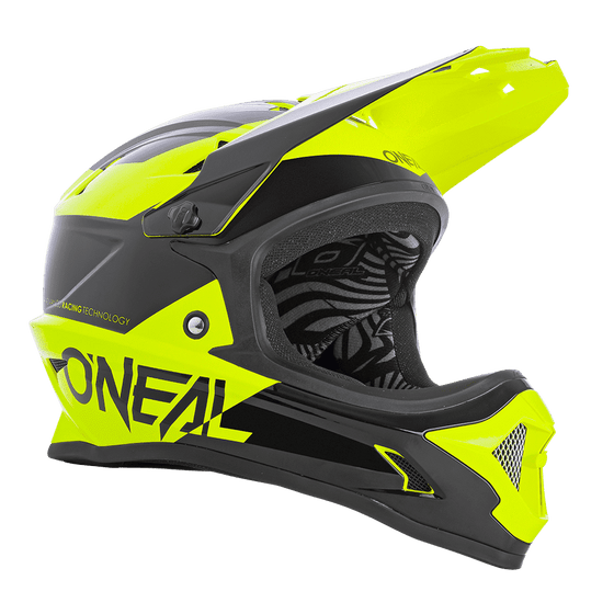 Casco DH O'neal Backflip Yellow neon