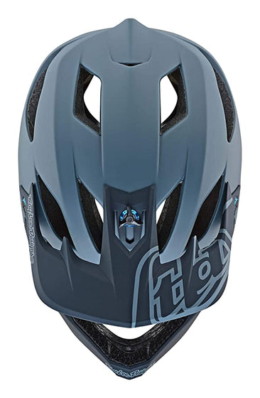 Casco Enduro DH Troy Lee Design Stage grey MIPS