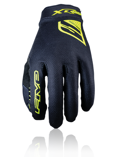 Five Xr-lite black/fluo yellow