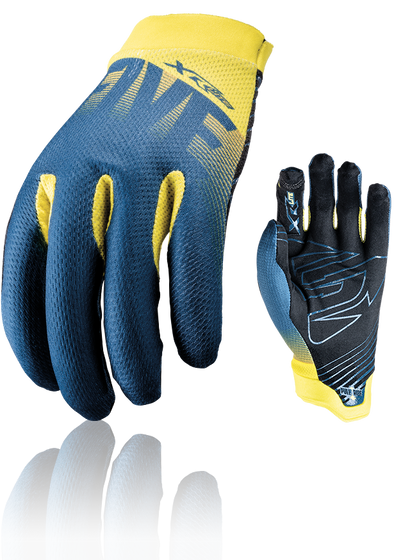 Five Xr-Lite blue/yellow
