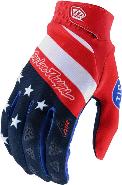 Guanti Troy Lee Designs AIR Stars & Stripes red/blue