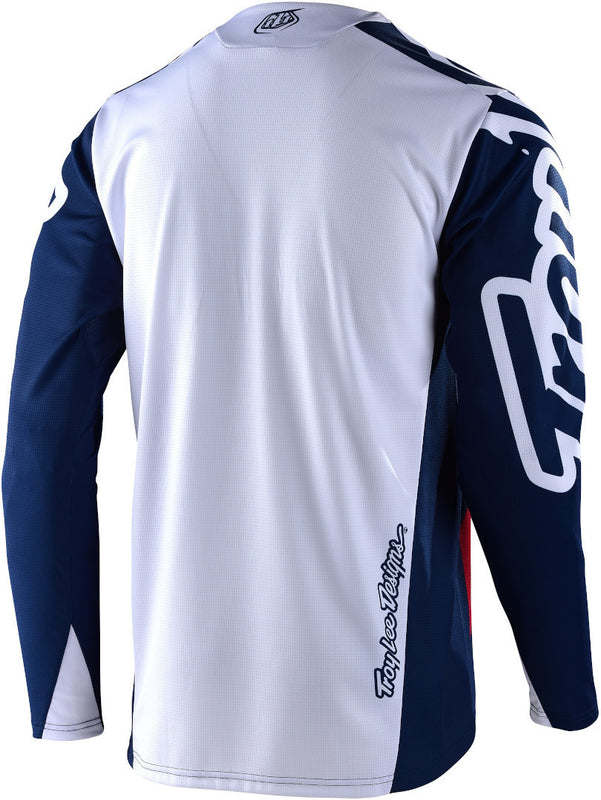 Troy Lee Designs Jersey Sprint Seca 2.0 navy/red