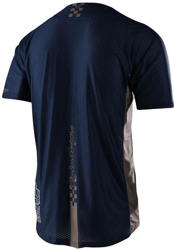 Troy Lee Designs Jersey Skyline Air Factory walnut/navy