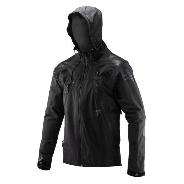 SoftShell Leatt DBX 5.0 black