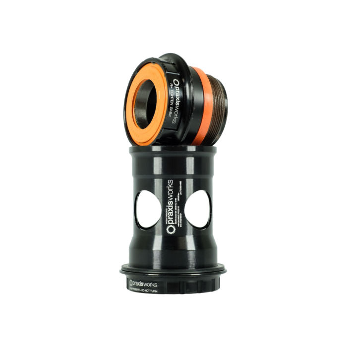 Movimento Centrale PraxisWorks BB/PF30 to Shimano 24