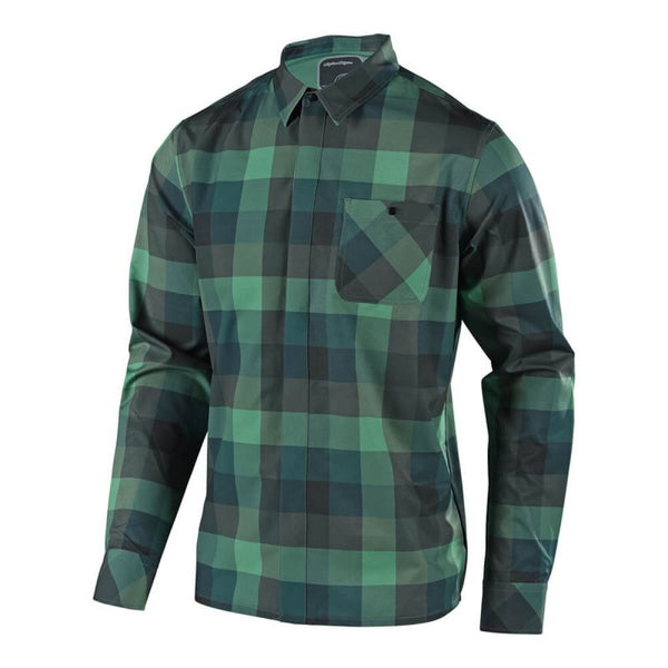 Troy Lee Design Camicia tecnica Grind Flannel