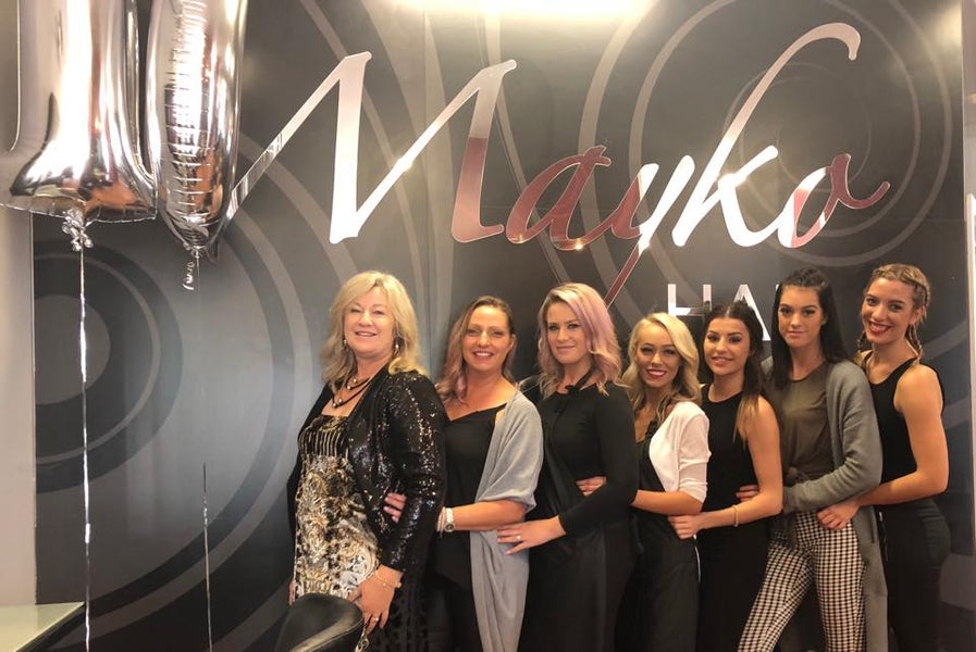 Mayko Hair: A Chat With Mel