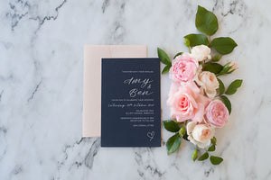 Design Mummy: Wedding Invites On The Mornington Peninsula