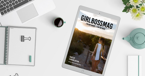 Girl Boss Mag Digital Edition