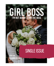 Girl Boss Mag - Single Issue #6