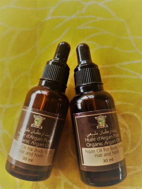 Argan Oil 30ml dropper