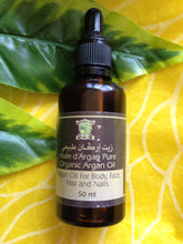 Pure Argan Oil 50ml dropper