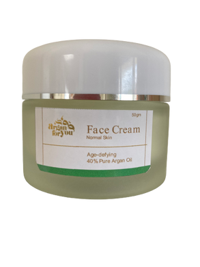 Anti-aging Face Cream Moisturiser - Normal Skin 50gm