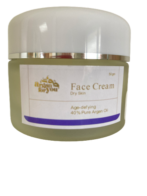 Anti-Aging Face Cream Moisturiser - Dry Skin 50gm