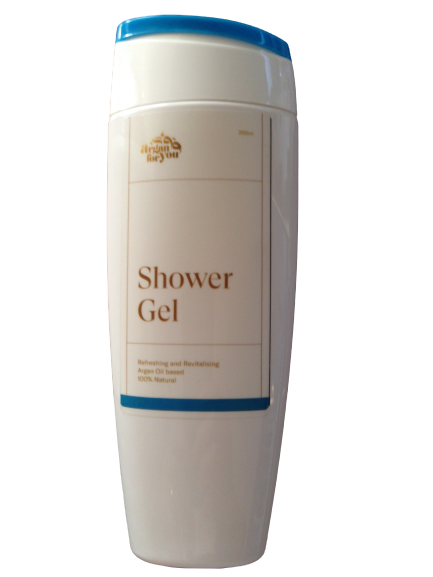 Revitalising Shower Gel 200ml
