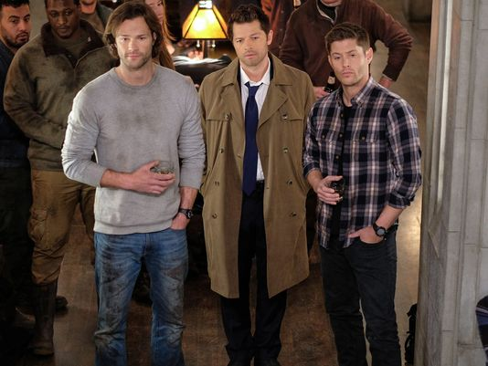 'Supernatural' separates the Winchester brothers in Season 14