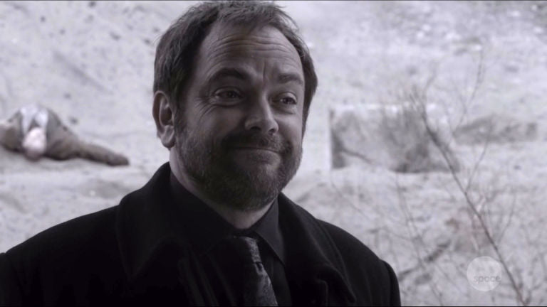 Is our beloved Crowley coming back??
