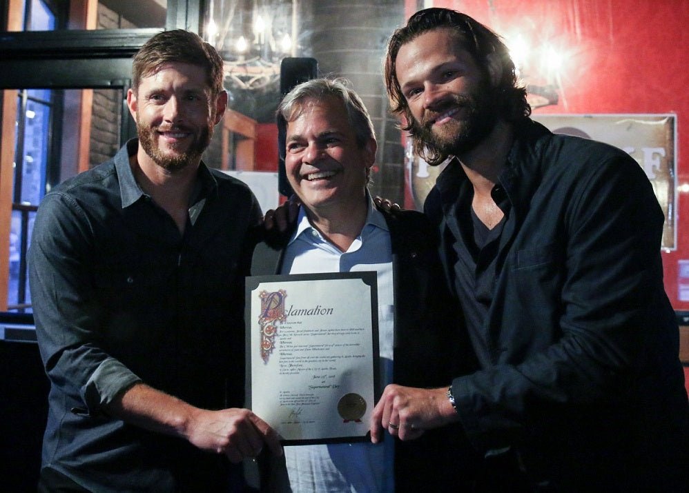 'Supernatural' Day Declared by Austin, Texas Mayor