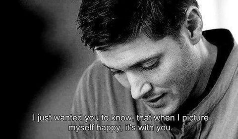 Another letter from Dean Winchester – The Purgatory