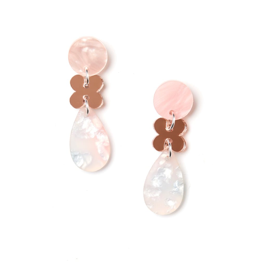 Kiki Earrings - Blossom