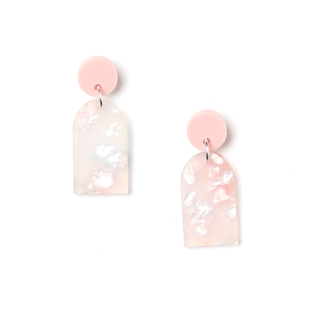 Arc Earrings - Blossom