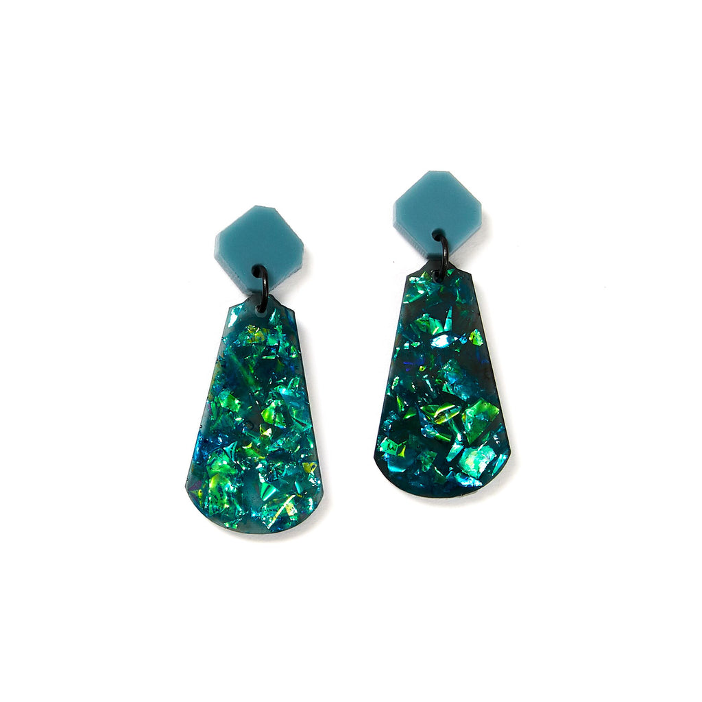 Tal Earrings - Storm