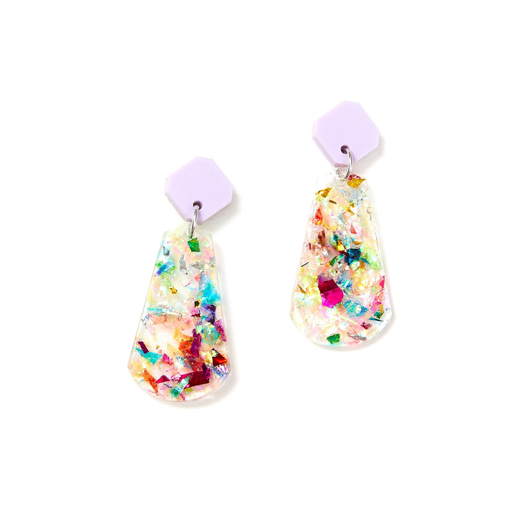 Tal Earrings - Firework