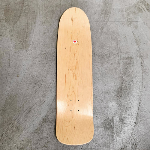 Shaped Skateboard Deck