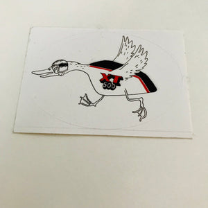 XT 500 duck sticker set