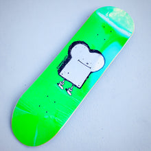 Skateboard Deck cleptomanicx toastbrot 9.0