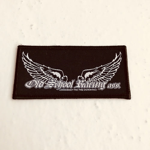 OSR wings patch