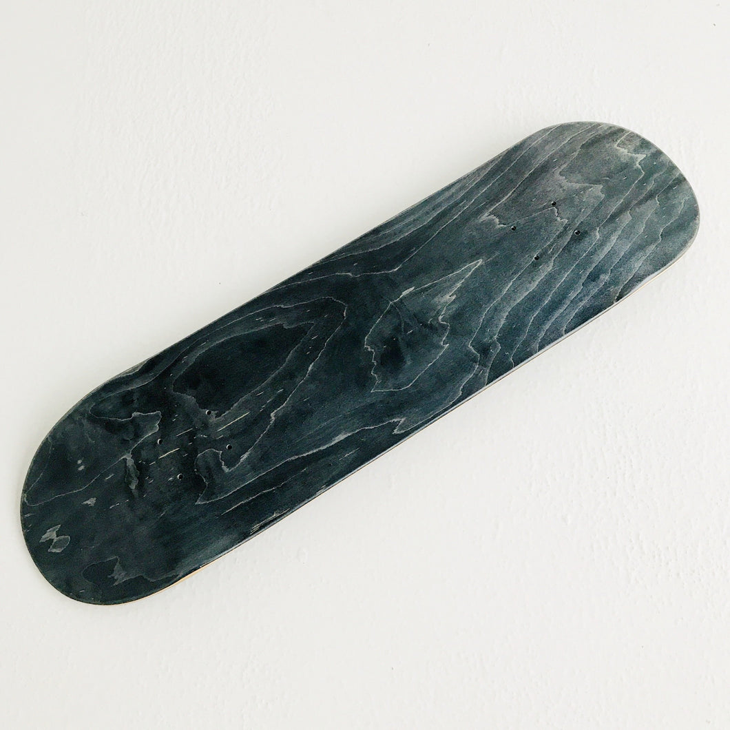 Skateboard Deck popsickle shape