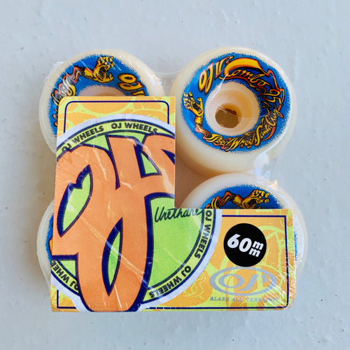 OJ Wheels - classic Skateboard Wheels 95A  60mm