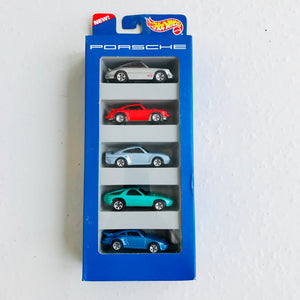 Hot Wheels 1995 Porsche Gift Pack