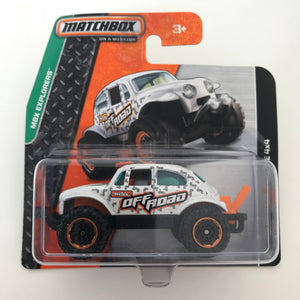 Matchbox MBX Explorers Series VW Beetle 4x4 Baja Bug