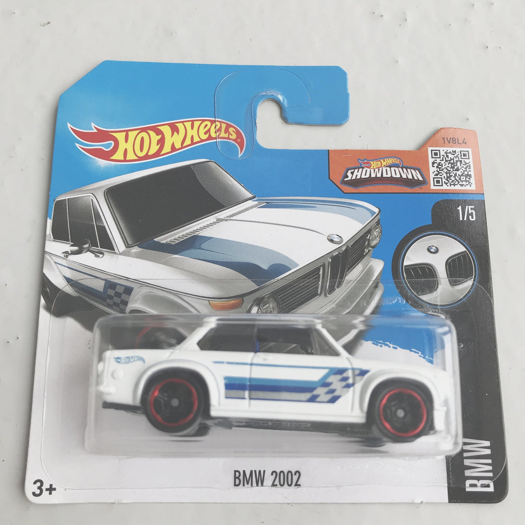 Hot Wheels 2016 BMW 2002 widebody
