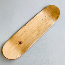 Skateboard Deck blank wood, fette 9.0