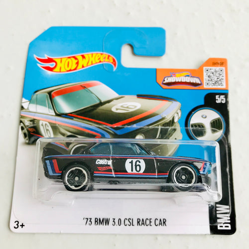 Hot Wheels 2016 BMW 1973 3.0 CSL Racer