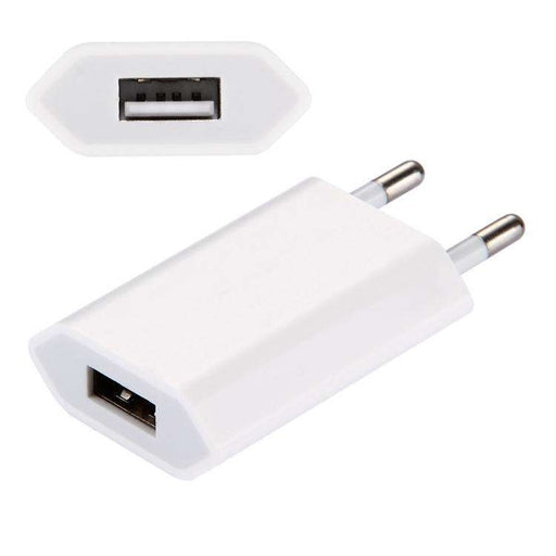 Iphone USB lader 5V / 1A-Lagerpriser.no