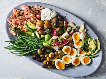 THE salade niçoise