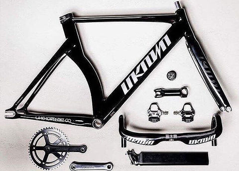 Fixed Gear Frame and Parts