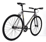 Fixie Fixed gear  Unknown Bikes sc-1 gray front rear