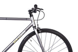 Fixie Fixed gear  Unknown Bikes sc-1 gray handlebars