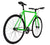 Fixie Fixed gear  Unknown Bikes sc-1 green front rear