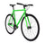 Fixie Fixed gear  Unknown Bikes sc-1 green front side