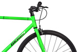 Fixie Fixed gear  Unknown Bikes sc-1 green handlebars