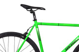 Fixie Fixed gear  Unknown Bikes sc-1 green saddle