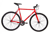 Fixie Fixed gear  Unknown Bikes sc-1 red front