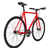 Fixie Fixed gear  Unknown Bikes sc-1 red front rear